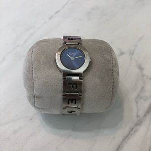 VINTAGE Fendi Stainless Steel Watch